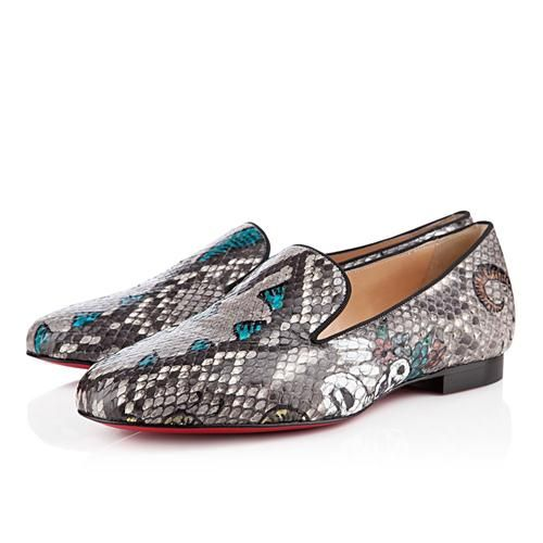 All You Need is Love And Christian Louboutin Sakouette Loafers Black EQI!