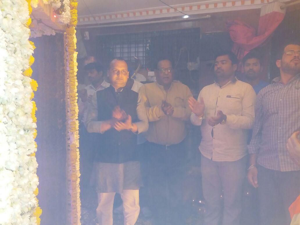 Agrabandhuo Dwara #Mahakal_Mandir_Parisar Par Bhavya Fool Bangla Evam Mahaarti #agrawal_samaj_news #updates_agradunia goo.gl/nK1DBN