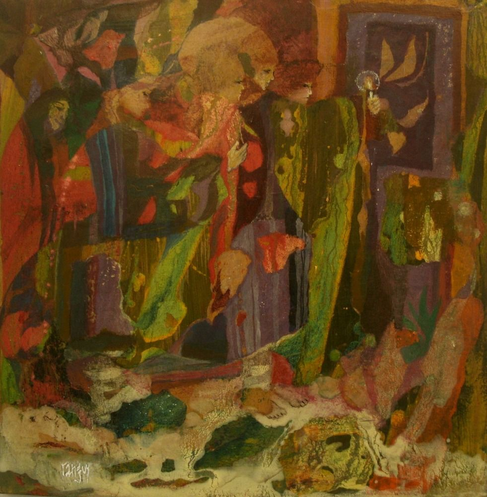 Tanguy Kan · Artiste Peintre Artiste peintre, Peintre et