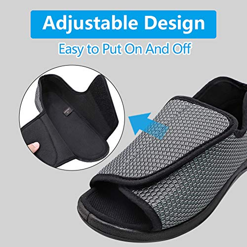 Womens Diabetic Shoes Adjustable