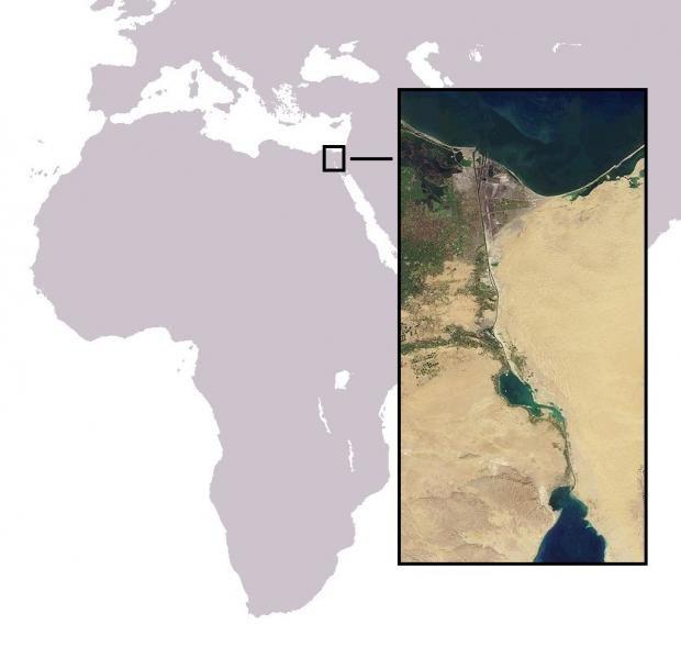 Blog post: The Suez Canal: A Route for Economic Stability in #Egypt? | Middle East Studies Center https://mesc.osu.edu/blog/uncertain-promise-suez-canal #suezcanal #sisi