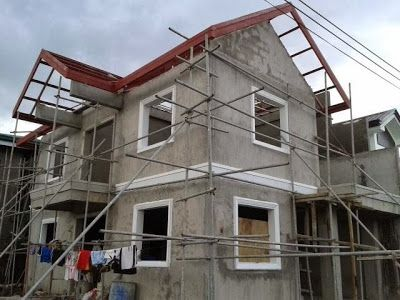 Home construction project timeline