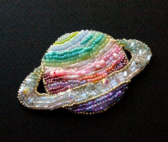 PLANET-Perlen-Stickerei Mehr