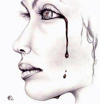 Femme qui pleure dessin colorier recherche google coloriages imprimer en 2019 art - Dessins triste ...