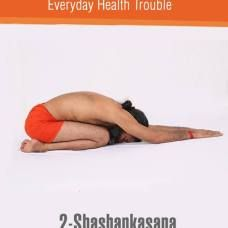 shashakasana or hare pose in 2020  yoga asanas names