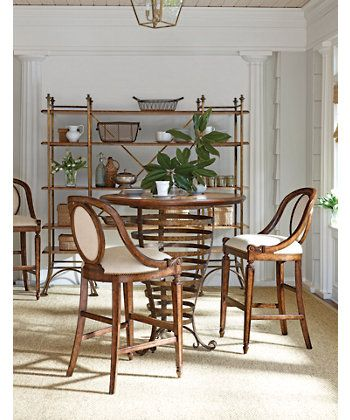 Stanley Furniture » Dining Tables » Arrondissement Brasserie Pub Best Stanley Dining Room Set Design Inspiration