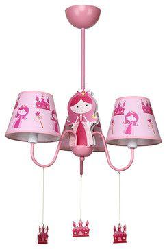 اضاءة غرفة نوم أطفال بنات 170 ديكورات غرف نوم Pink Chandelier Pink Floral Pink