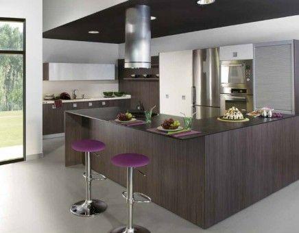 Wenge Kitchen Cabinets Ideas Keuken
