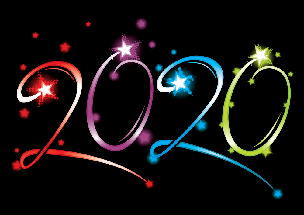 New Year 2020 Free Stock Images and Wallpapers #2020quotes