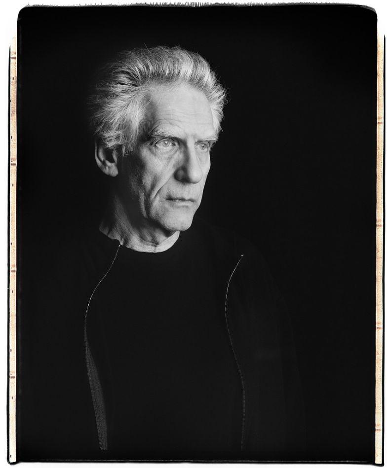 David Cronenberg   by Myrna Suárez