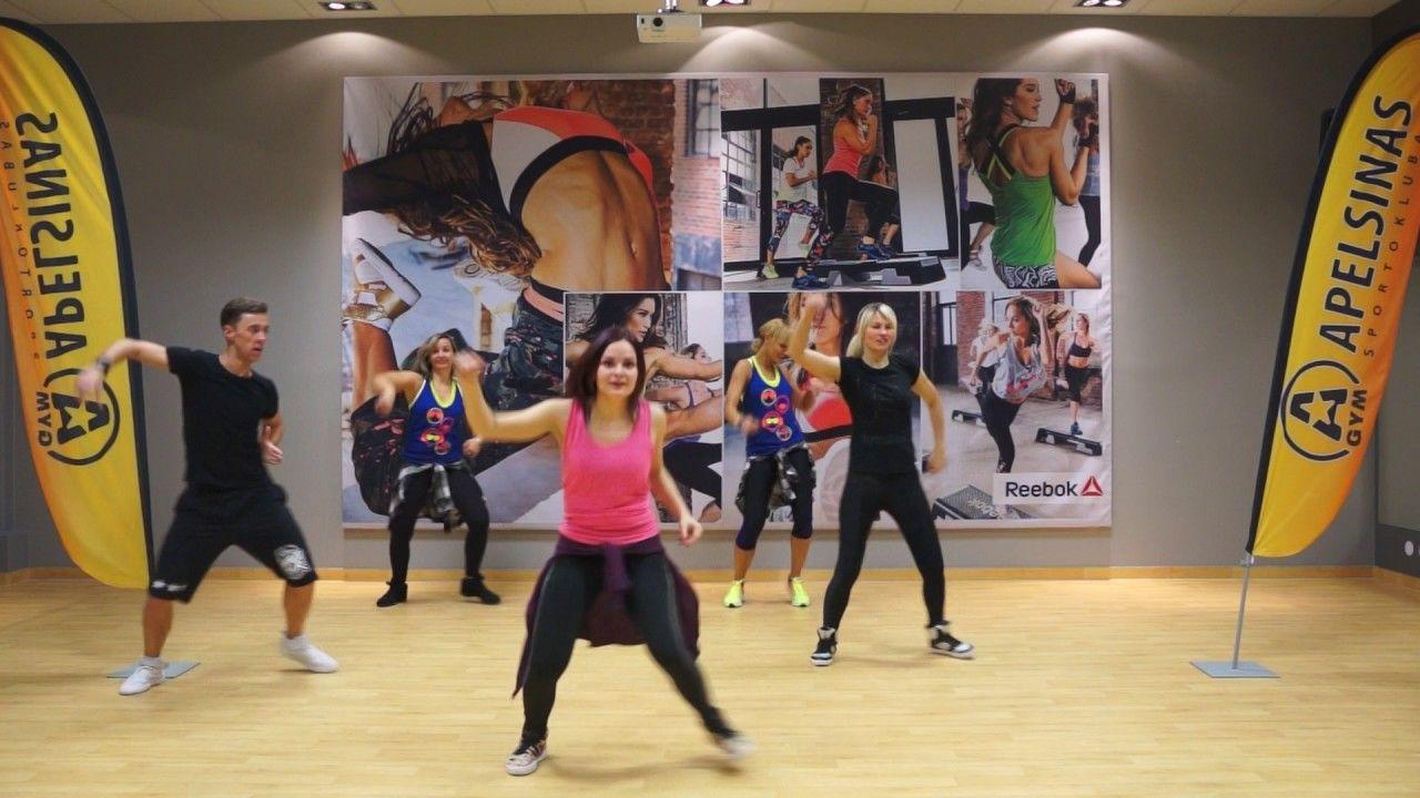 Zumba Sean Paul Ft Dua Lipa No Lie Bvrnout Remix Youtube Zumba Workout Zumba Zumba Dance