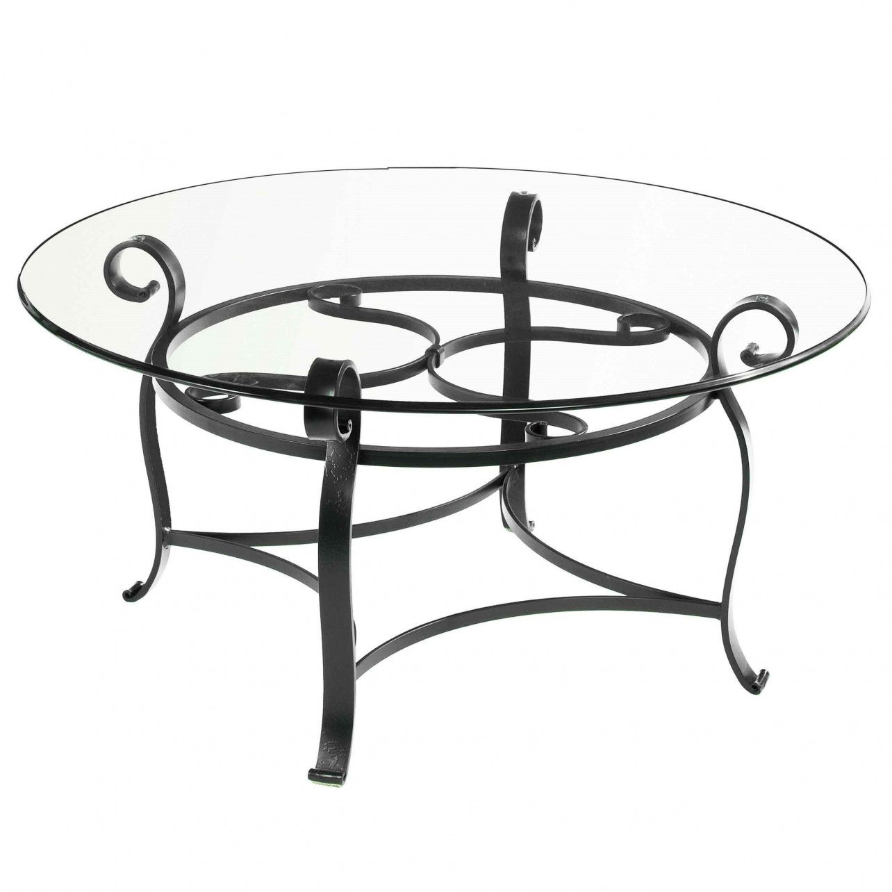 28 Beautiful Wrought Iron Coffee Table With Glass Top 2018 Iron