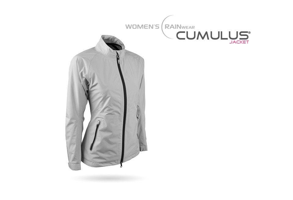Golf Outerwear Women S Rain Wear Women S Cumulus Waterproof Jacket With Images Jackets Outerwear Women Rain Wear