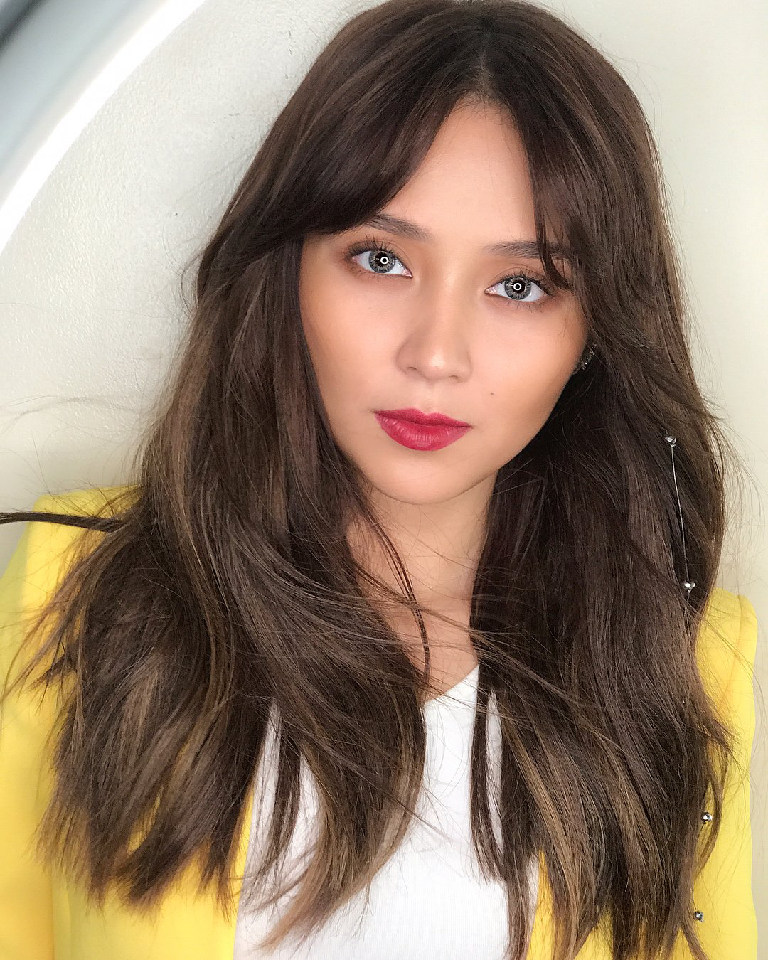 Kathrynbernardo Hair Color For Morena Hair Color Asian Hair Color For Morena Skin
