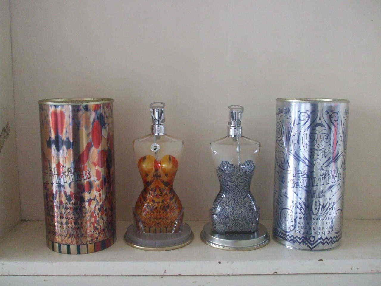 2 Jean Lutino 1997 Summer Tatoo Paul Gaultier Fragrance Rare Perfume n0kwOP