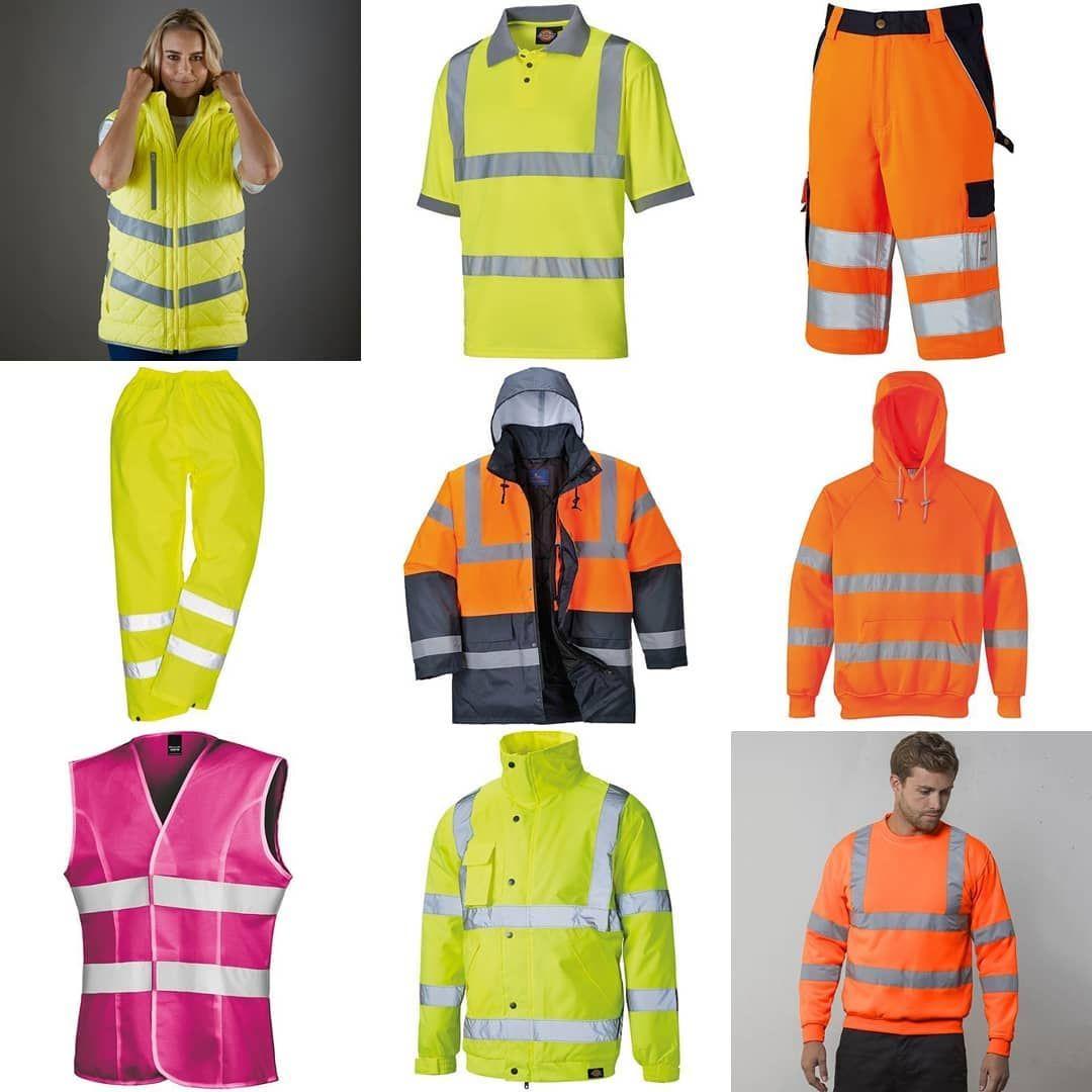 We can supply a range of Hi vis safety workwear including ...