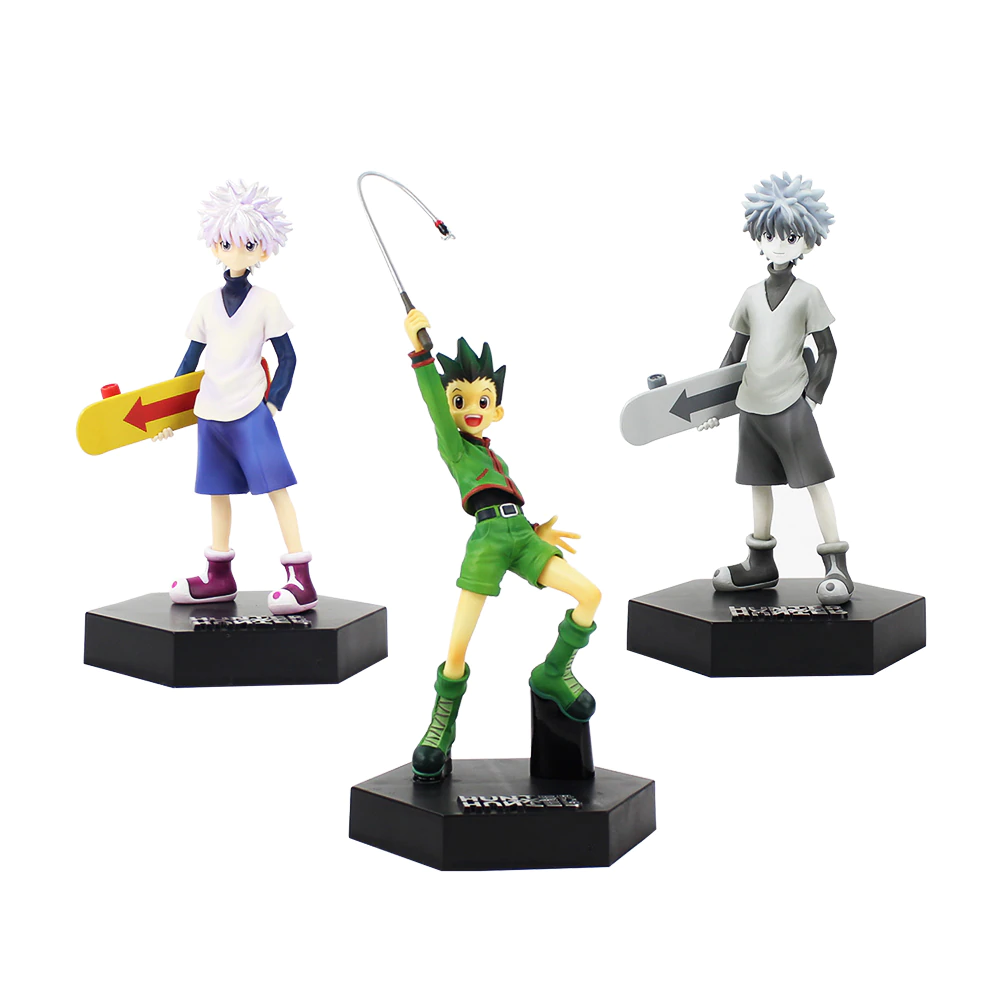 Hunter X Hunter Gon Freecss Action Figure 20CM Toy Doll New in Box