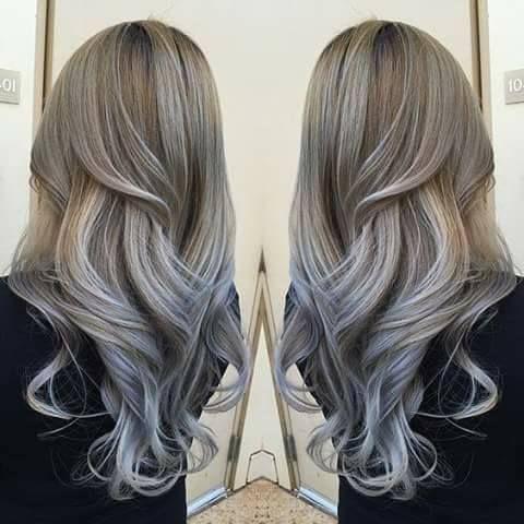 La Tendencia De Mechas Balayage Ya Te La Hemos Presentado En Todas Sus Variantes Pero El Día De Hoy Quiero Comparti Hair Styles Long Hair Styles Beautiful Hair