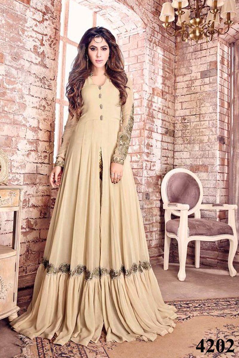 e08f1ba294 #weddingwear #dress #salwarsuit #salwarkameez #partywear #anarkalisuit  #trendy #latestfashion #online #surat #india #happyfashionmart #floorlength  # ...