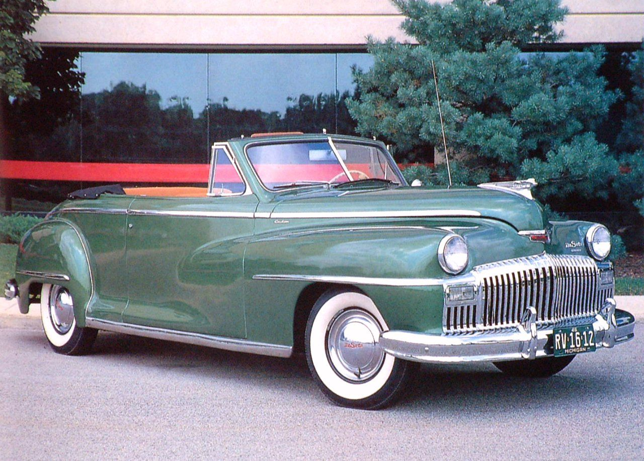 1956 desoto firedome seville 4 door hardtop 1 of 10 - 1946 Desoto Convertible