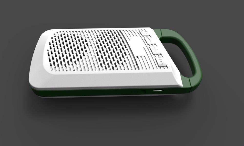 Bluetooth Badkamer Speaker : Bluetooth speaker met radio w bluetooth speaker