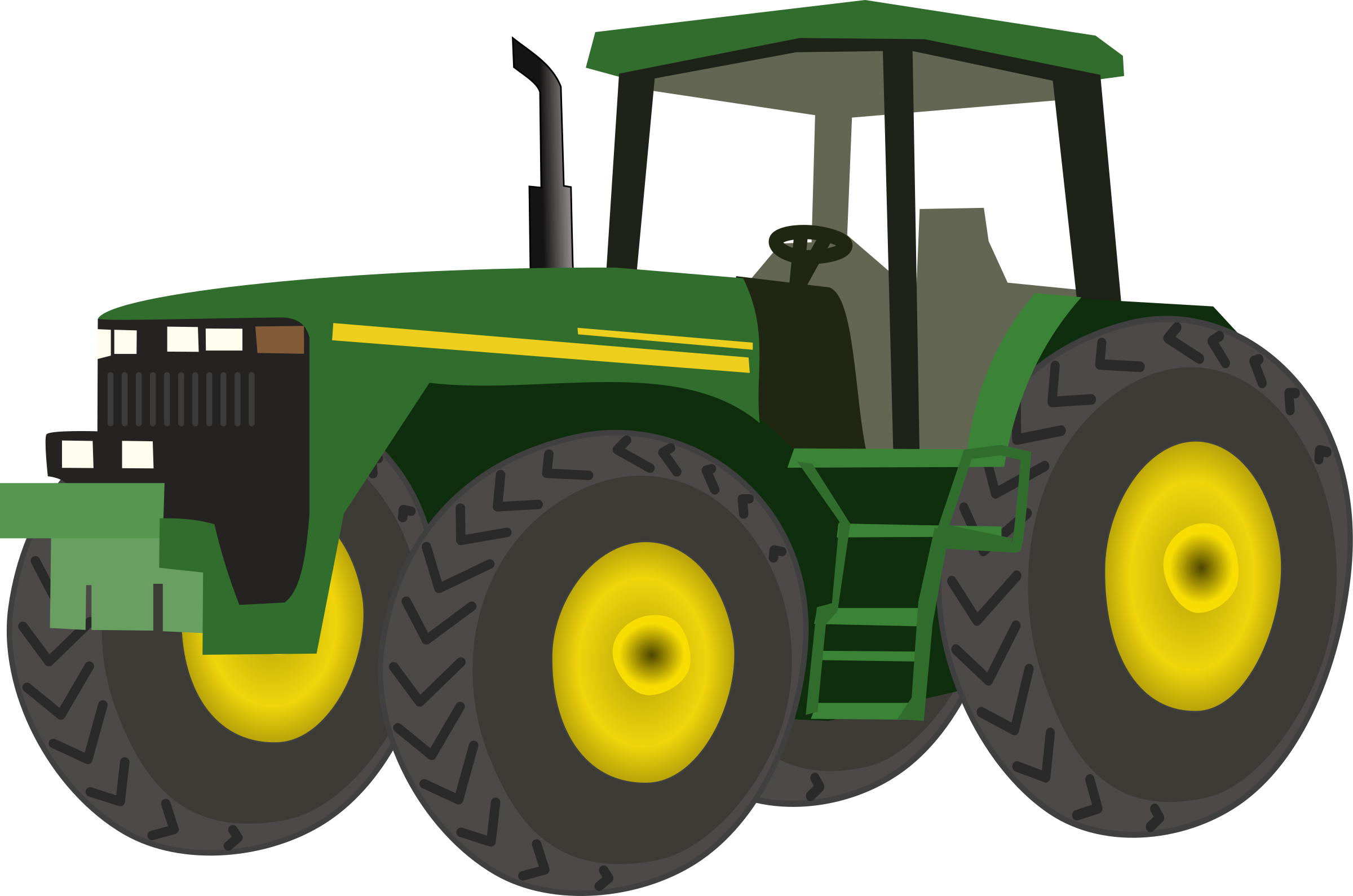Tractor By Cyberscooty Tractors Green Tractors Tractor Pictures