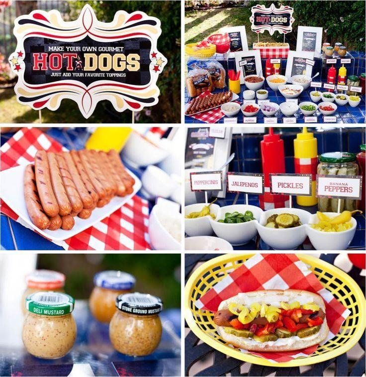 Good American Dinner Party Ideas Part - 11: Pinterest