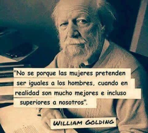 William Golding Frases Para Hombres Frases Chulas Y Bien