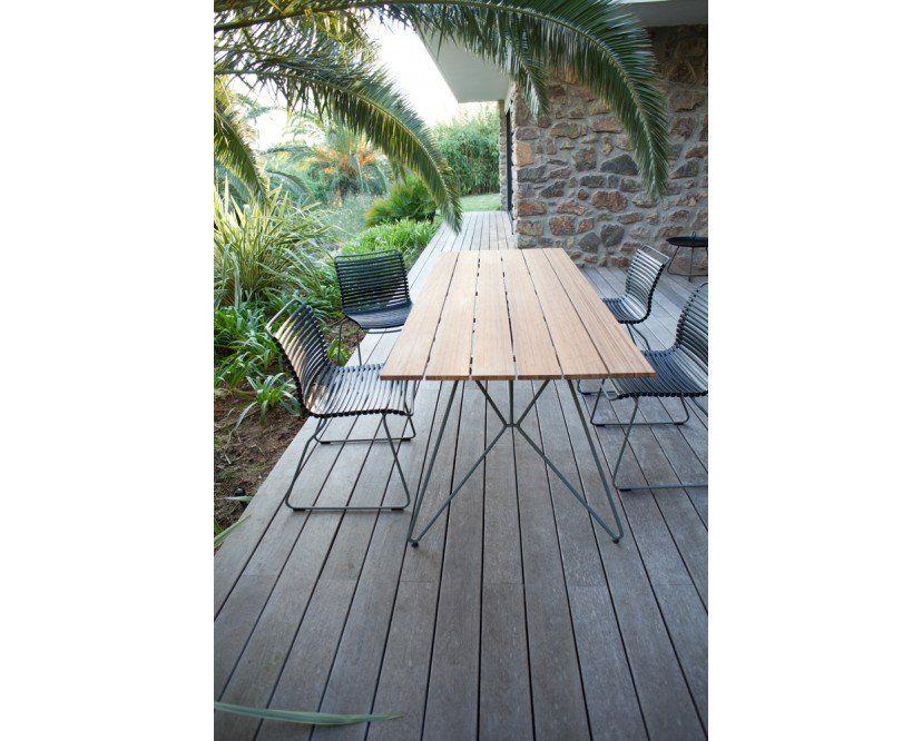 Sketch Outdoor Tisch - Bambus Garten - bambus garten design