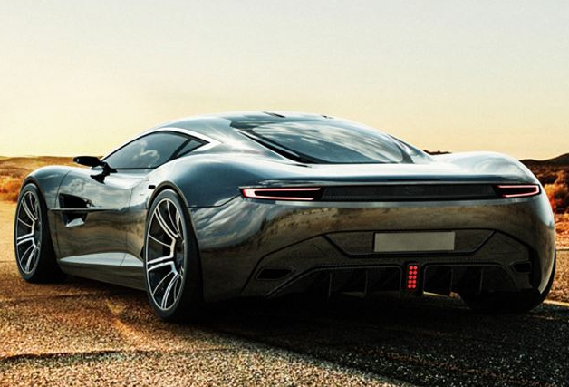 Insane Renderings Of A Mid Engine Aston Martin Can T Miss Aston Martin Aston Martin Sports Car Aston Martin Cars