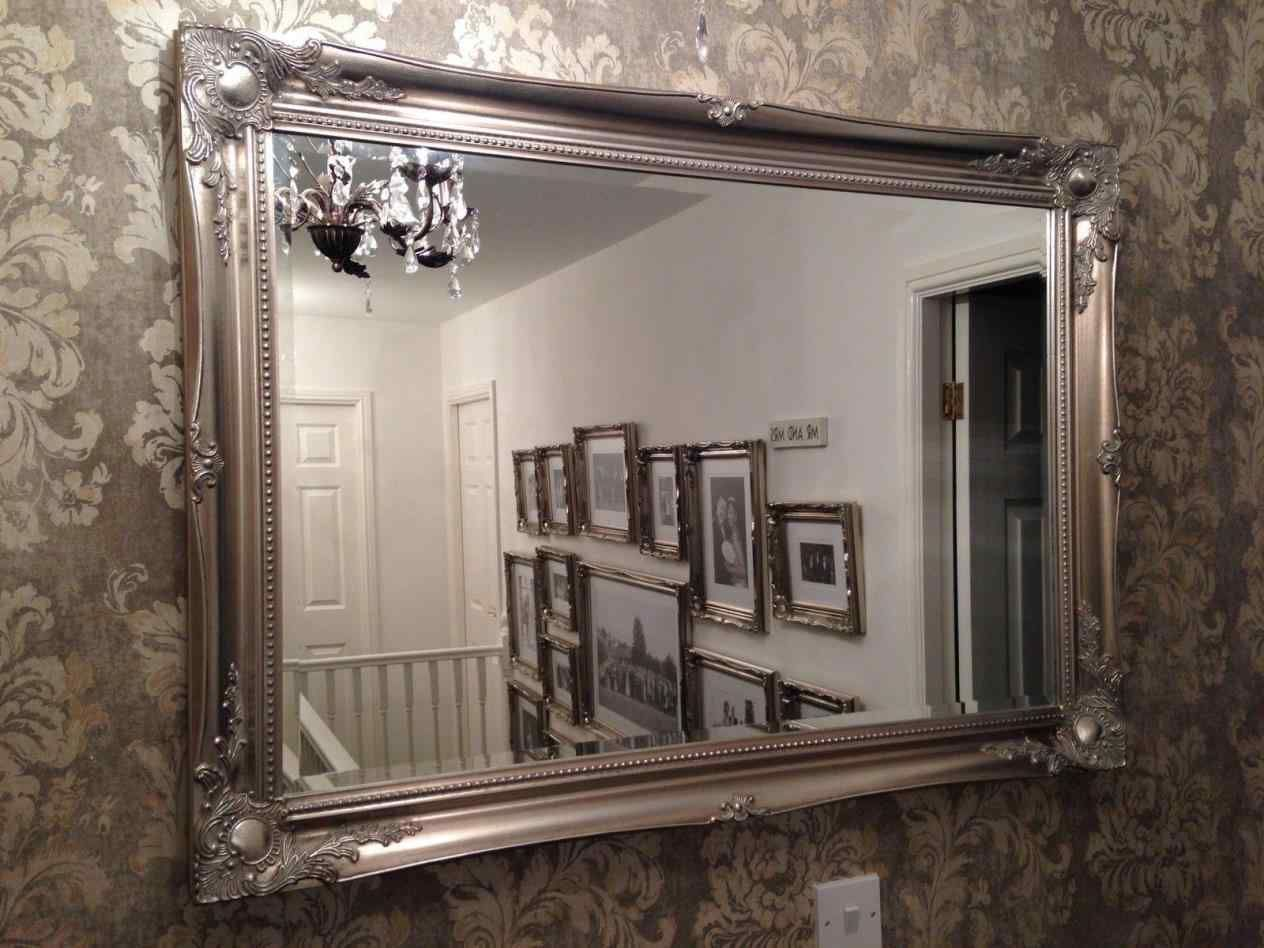 Incredible 14 Amazing Big Fancy Mirrors Design For Your Home Breakpr Antique Mirror Wall Fancy Mirrors Mirror Wall Decor