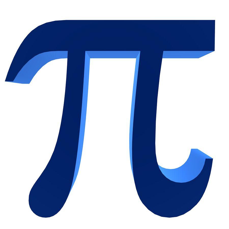 Pie 3 14 With Images Pi Symbol Symbols 3d Illustration