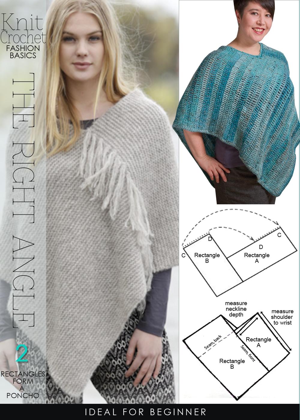 DiaryofaCreativeFanatic: Needlecrafts - Knit, Crochet - Rectangle ...