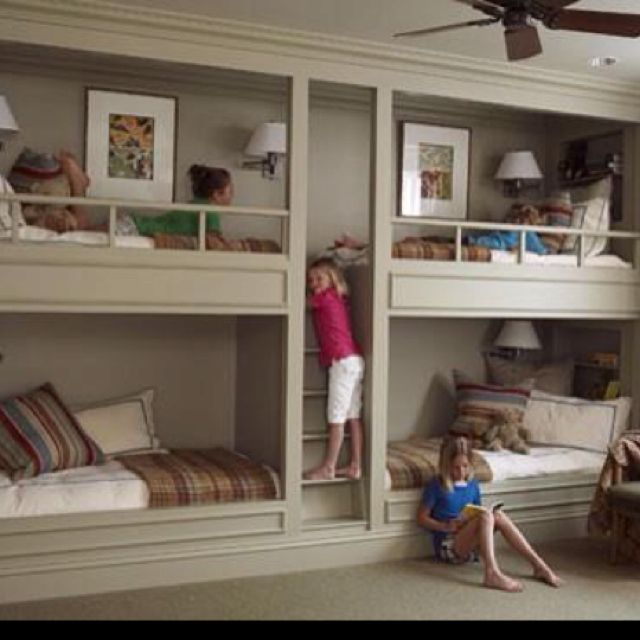 Great Idea For Grandkidsu0027 Room