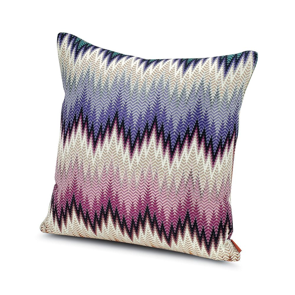 Phrae Cushion - 100 - 40x40cm | Home, We and End of - Missoni Home Phrae Cushion - 100 - 40x40cm - Amara These are gorgeous for  your bed