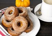 Pumpkin Spice Keto Donuts | Primal Kitchen  The post Pumpkin Spice Keto Donuts appeared first on Dessert Factory.  Donuts  Dessert Factory #pumpkinspicecupcakes