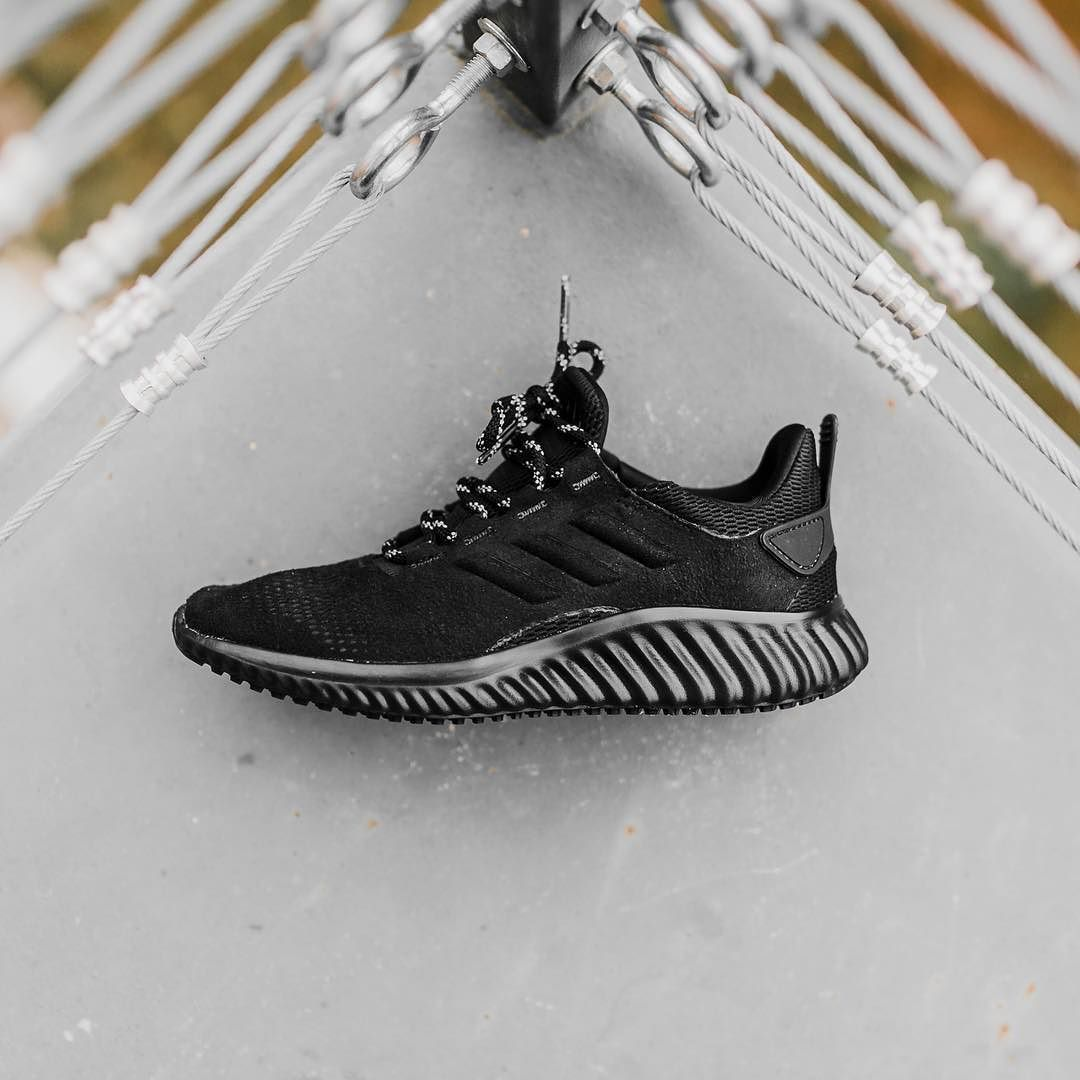 Women s Adidas Alphabounce CR (Core Black) -  90 Available In-store and  Online 46f311103