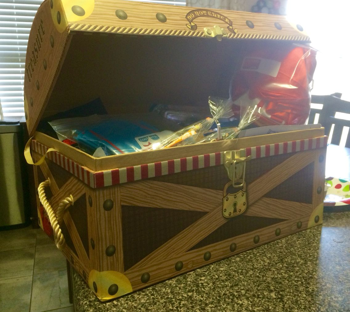 reward treasure chest found at ross for 10 i filled it with