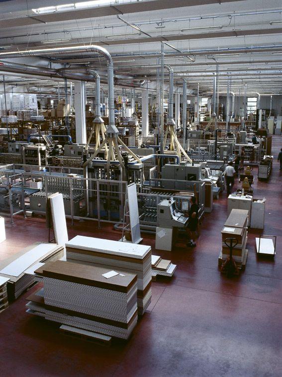 Lo stabilimento: il luogo dove le #cucine #Cesar prendono forma. The production plant: the place where the Cesar #kitchens take shape.