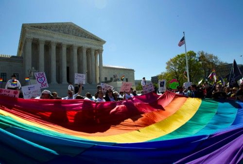 Associated Press: June 10, 2015 - And what if the Supreme Court shoots down marriage equality? 'Legal chaos'