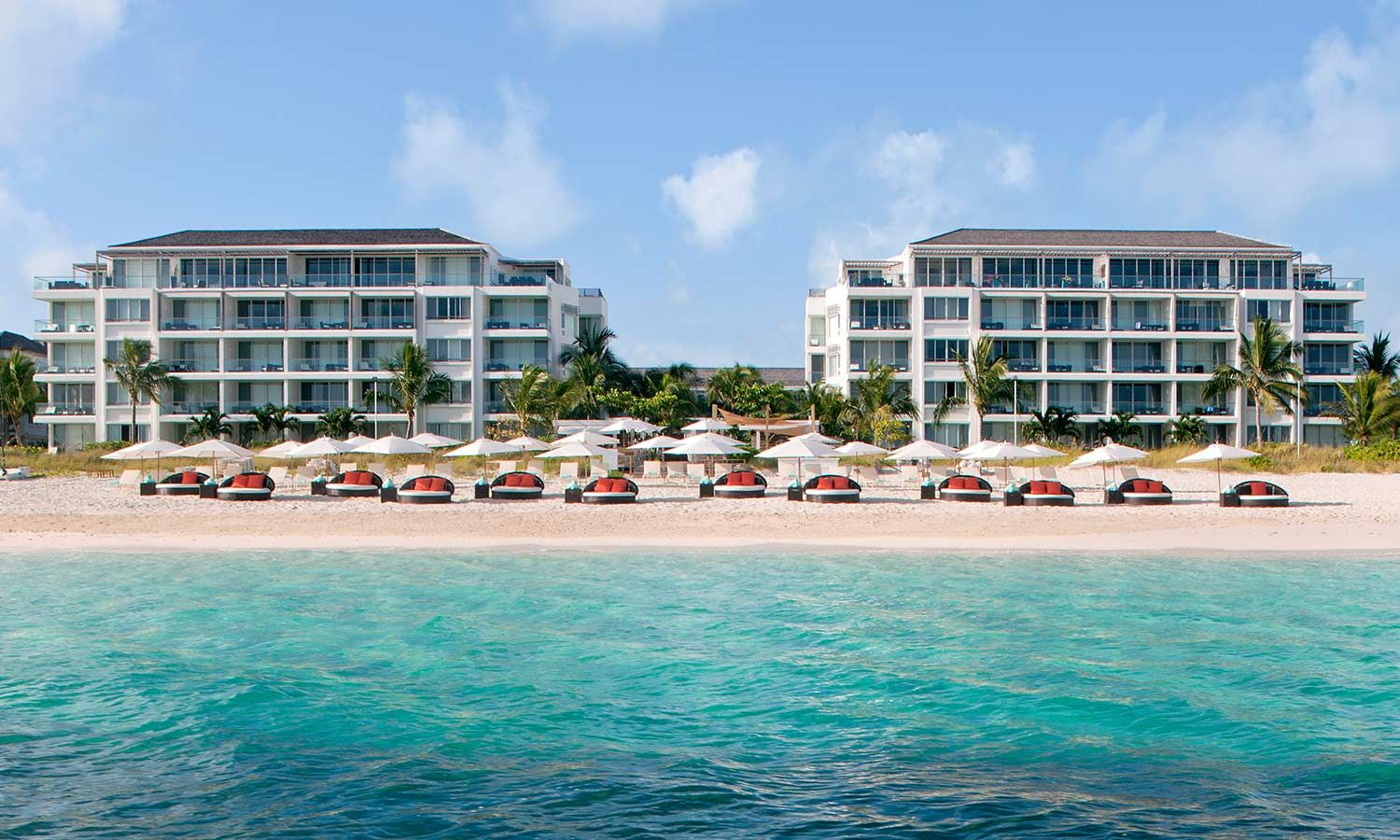 Gansevoort Hotel Group Grace Bay Beach Turks And Caicos