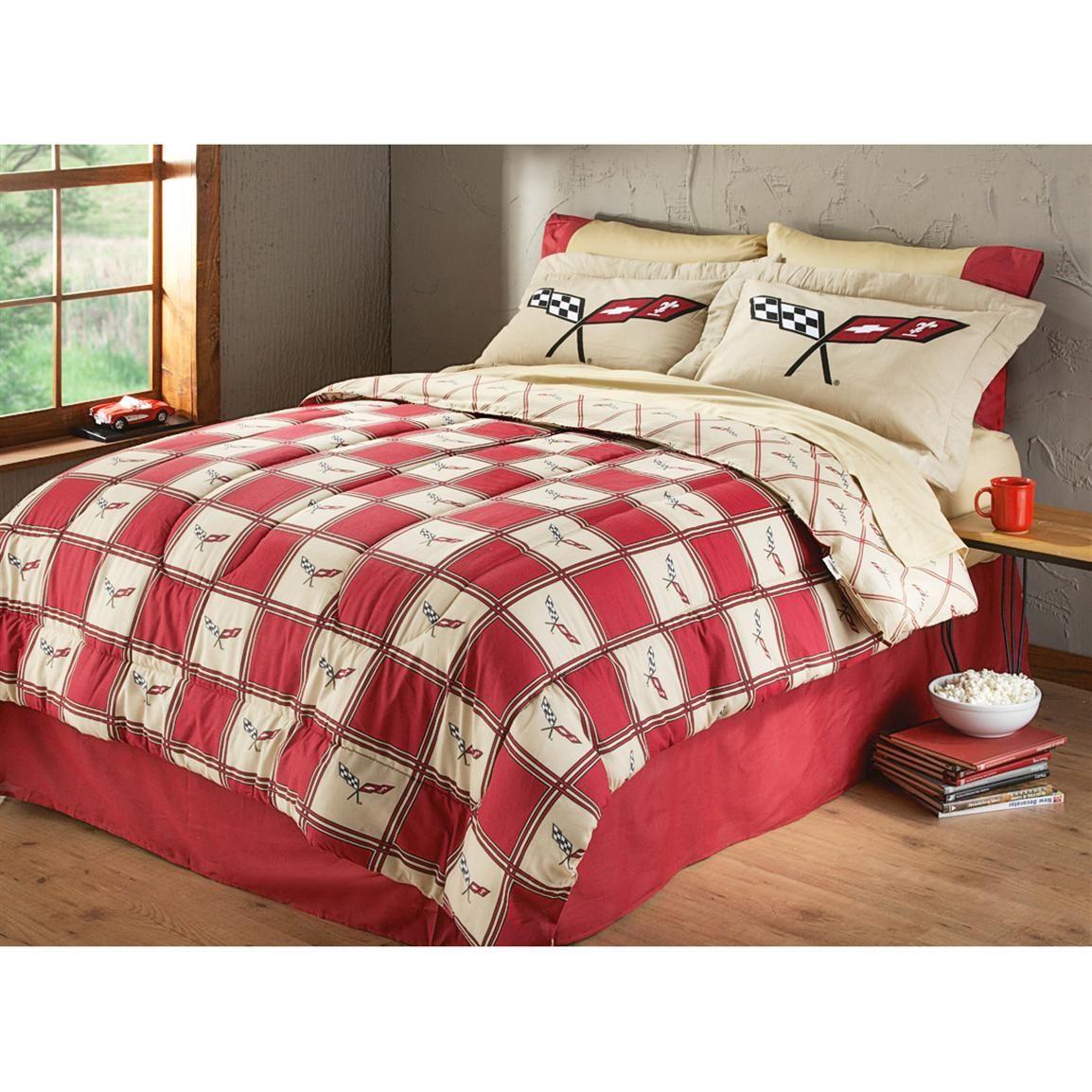 Corvette Bed Sheets