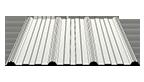 3 4 Rib Panel Metal Panels Ribbed Paneling Metal Roof