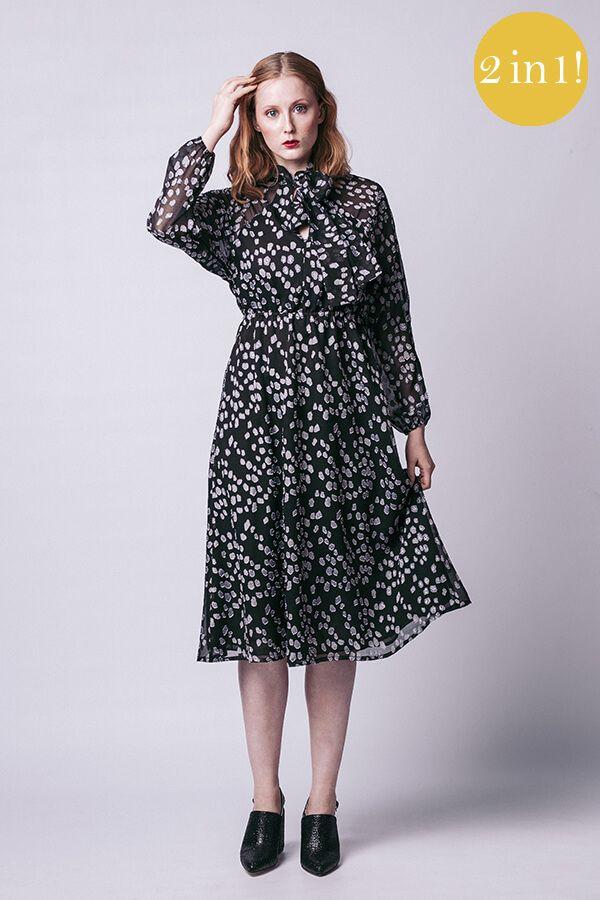 Stella Shirt Dress   Pinterest   Schnittmuster, Inspiration und Kleider