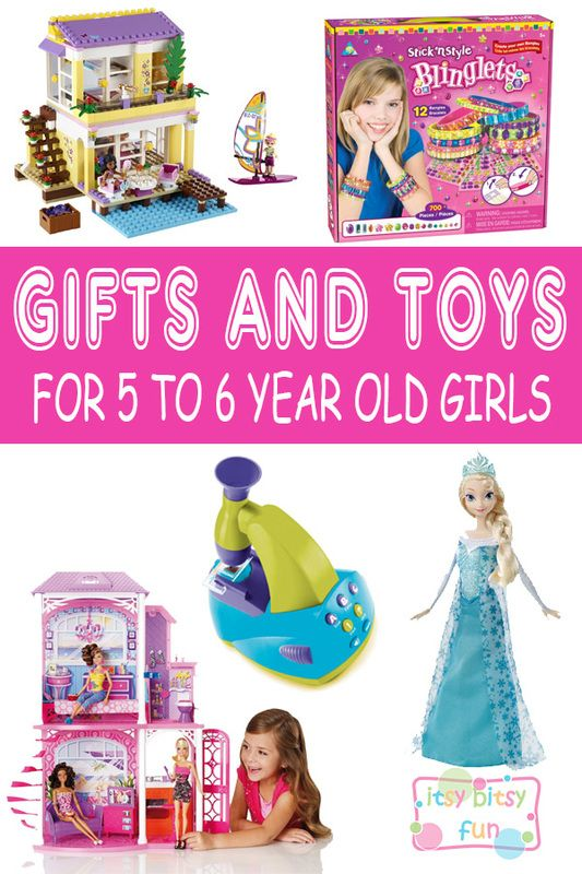 5 year old christmas gifts for girls