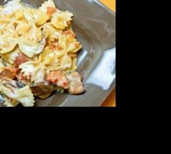 Super easy and versatile recipe. You can change the pasta, the types of cheese you use or even the f...