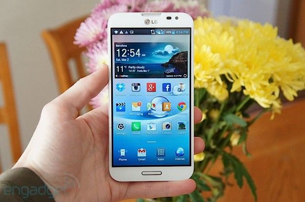 PSA LG Optimus G Pro now available at ATT Form of, The o\u0027jays