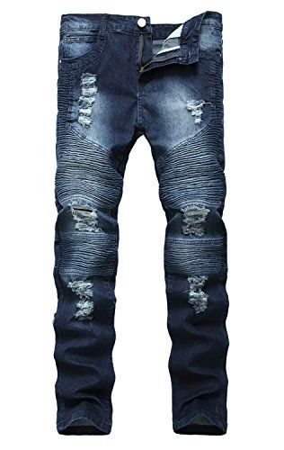 Super color Mens Big /& Tall Rugged Wear Mechanical Stretch Relaxed-Fit Jean