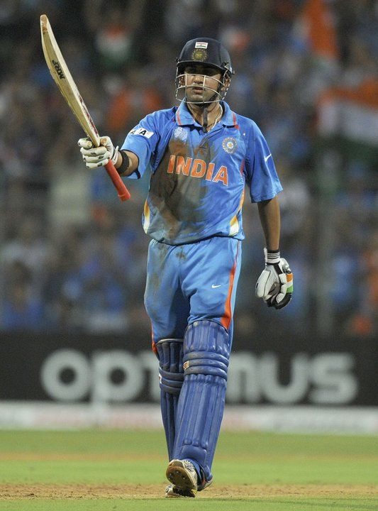 Gautam Gambhir One Of The Most Sincere Hardworking Cricketers And Someone Who Only Played India Cricket Team 2011 Cricket World Cup Star Sports Live Cricket