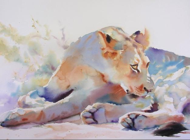 Hazel Soan Lioness